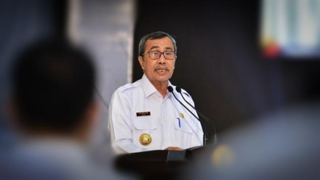 Gubri Sebut Banyak Perusahaan di Riau Gunakan Plat Non BM