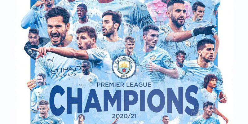 Manchester City, Juara Liga Inggris Musim 2020/21