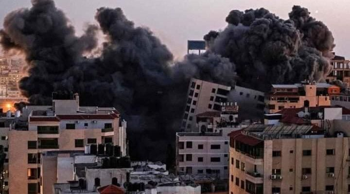 Serangan Israel Tewaskan 32 Orang, 10 Diantaranya Anak-Anak