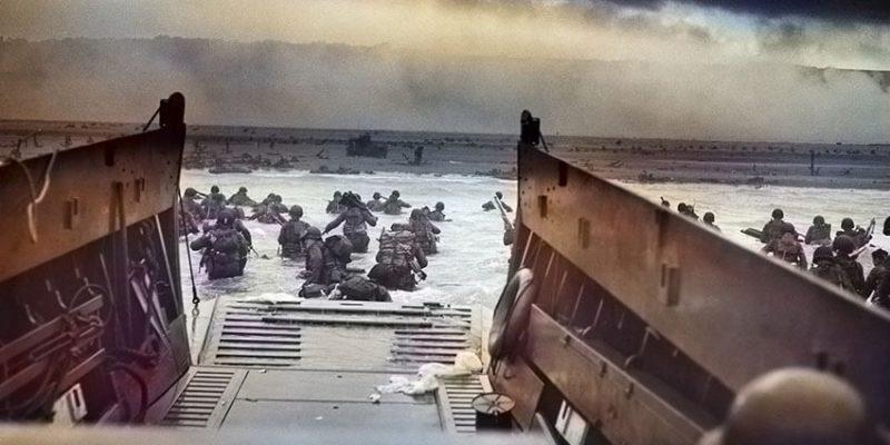 Catatan Sejarah 6 Juni: D-Day, Invansi Laut Terbesar