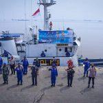 Cegah Pidana Perairan, Ditjen Bea Cukai Riau Gelar Patroli Bersama Ditpolair dan KSOP Dumai
