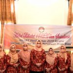 Dharmawanita Kuansing Gelar Halal Bi Halal Virtual dengan Pemprov Riau