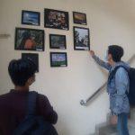 Unjuk Karya, Mahasiswa UIN Suska Pajang Foto di Fakultas Dakwah Dan Komunikasi