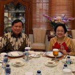 Wacana Duet Mega-Prabowo, Gerindra Baru Bahas 2023