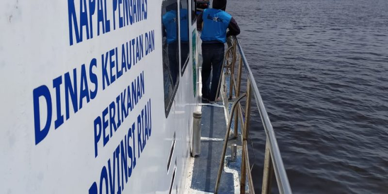Perairan Seluas 2,700 Kilometer, Kapal Patroli Riau Cuma Sebiji